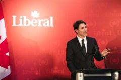 Justin Trudeau poursuit sa visite en Nouvelle-Écosse