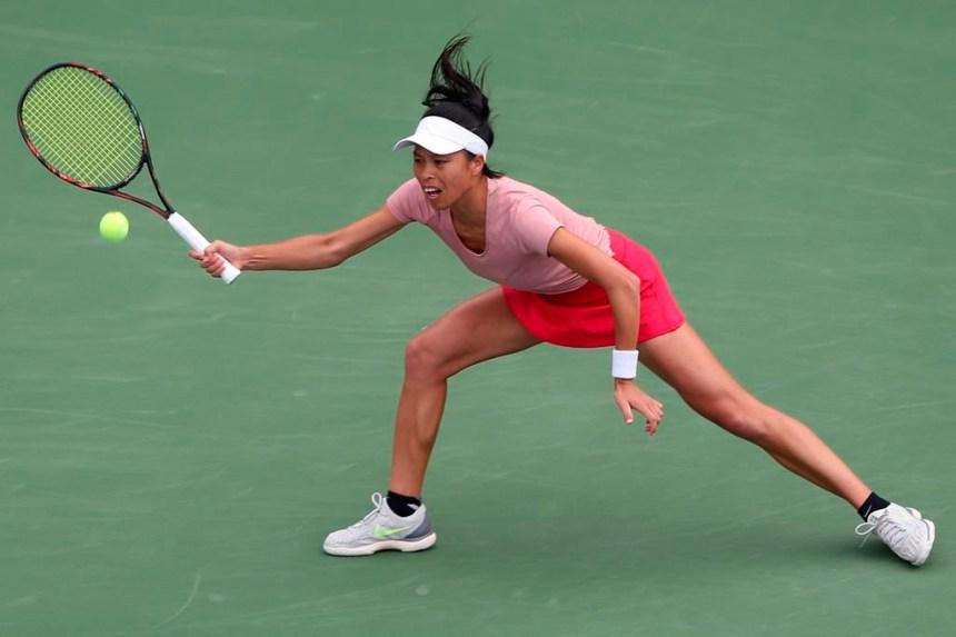 Hsieh atteint les quarts de finale à l'Omnium du Japon, affrontera Hibino