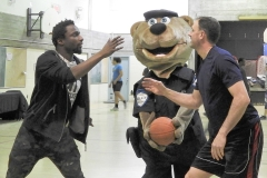 Tournoi de basketball pour la persévérance scolaire