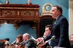 Legault souhaite un accord de réparation dès que possible avec SNC-Lavalin