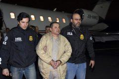 Le narcotrafiquant mexicain «El Chapo» jugé coupable par un jury américain