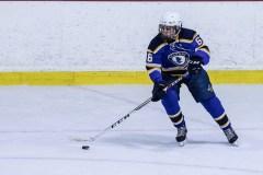 Un weekend de hockey pour les Dragons du collège Sainte-Anne, à Lachine