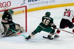 Nico Hischier met fin au débat en prolongation et les Devils battent le Wild 5-4