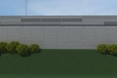 Échangeur Turcot: le design des murs anti-bruit permanents dévoilé