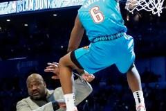 Tatum, Harris, Diallo s'illustrent tour à tour au concours d'habiletés de la NBA