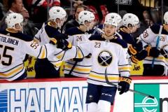 Kyle Palmieri amasse trois points et les Devils battent les Sabres 4-1
