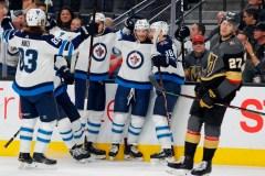 Patrik Laine sort de sa torpeur contre les Golden Knights et les Jets gagnent