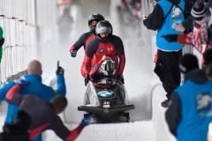Bobsleigh: Justin Kripps mène le Canada vers la victoire à Lake Placid