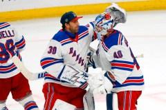 Georgiev: 31 arrêts dans une victoire de 6-2 des Rangers à Buffalo