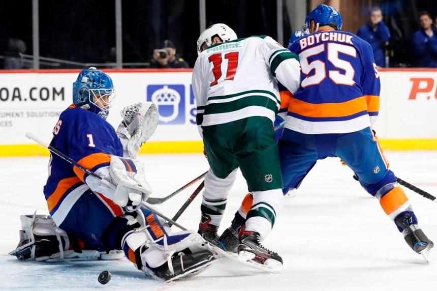 Islanders: blessé au bas du corps, Boychuk ratera de trois à quatre semaines