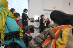 Des organismes perturbent une réunion au CIUSSS du Nord-de-l'Île-de-Montréal