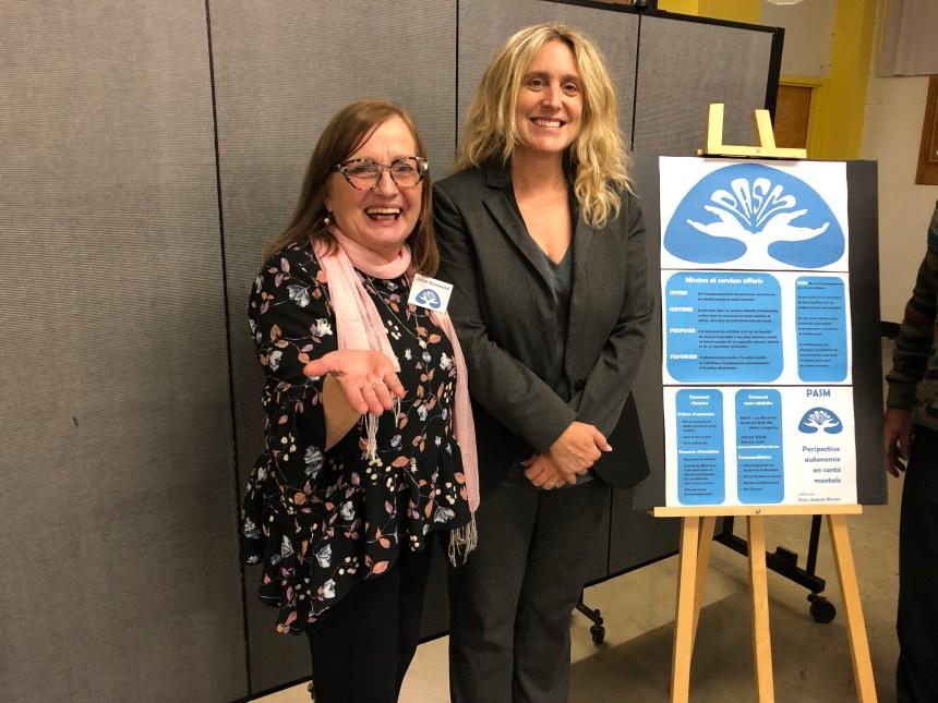 Ressource en santé mentale dans Longue-Pointe