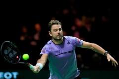Monfils défait Wawrinka 6-3, 1-6, 6-2 en finale du tournoi de Rotterdam