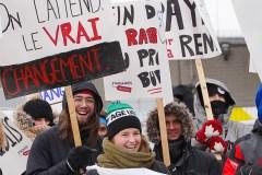 Rémunération des stages: les étudiants talonneront Québec