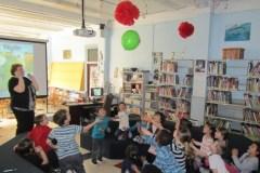 Transmettre l'amour des livres à l'école primaire Notre-Dame-des-Sept-Douleurs