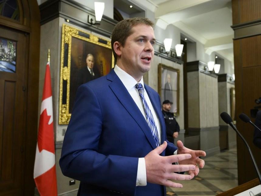SNC-Lavalin: Scheer demande à Trudeau de lever le secret professionnel