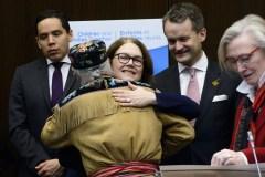 Ottawa dépose un projet de loi pour la protection des enfants autochtones
