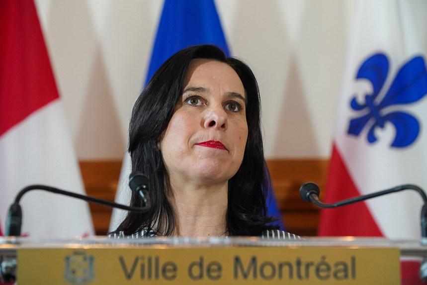Valérie Plante «brasse les cartes» du comité exécutif