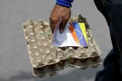 Le site internet pour acheminer l'aide humanitaire au Venezuela est partiellement bloqué