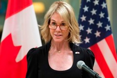 Trump choisit l'ambassadrice américaine au Canada comme candidate à l'ONU