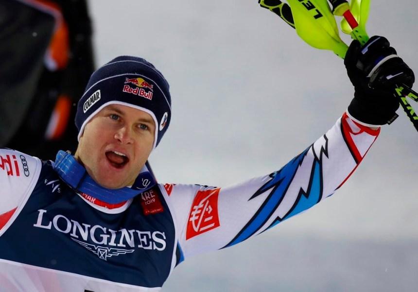 Le Français Alexis Pinturault remporte le combiné des Mondiaux de ski alpin