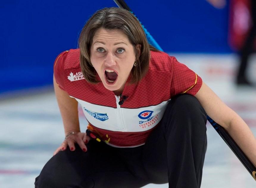 Le Nunavut bat le Québec et gagne un premier match au Tournoi des Coeurs