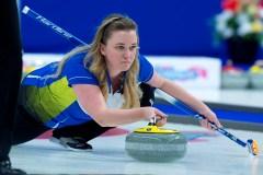 Le Canadien s'incline devant le Japon au Mondial de curling féminin