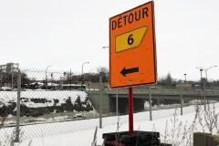 Autoroute 25 Sud : fin des entraves à la sortie 6