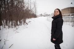 De nouveaux sentiers en vue vers la gare de Rivière-des-Prairies