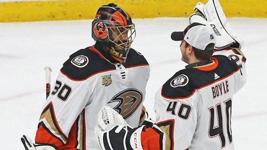 Ducks: un voyage de 4 matches débute avec un gain de 4-0 à St. Paul