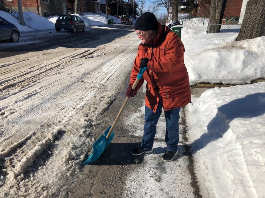 Conditions météo difficiles : hausse des plaintes concernant le déneigement à Montréal-Nord