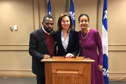 Haïti : des députés libéraux réclament de l'aide d'urgence