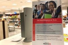 Une bibliothèque de Montréal-Nord mènerait une politique jugée «discriminatoire» pour les jeunes
