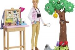 Barbie bientôt astronome, biologiste ou encore entomologiste