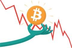 La plus longue chute du bitcoin