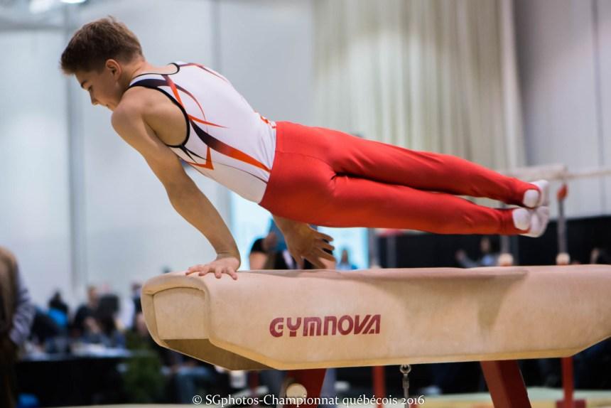 Premiers Jeux du Canada pour Igor Velicico