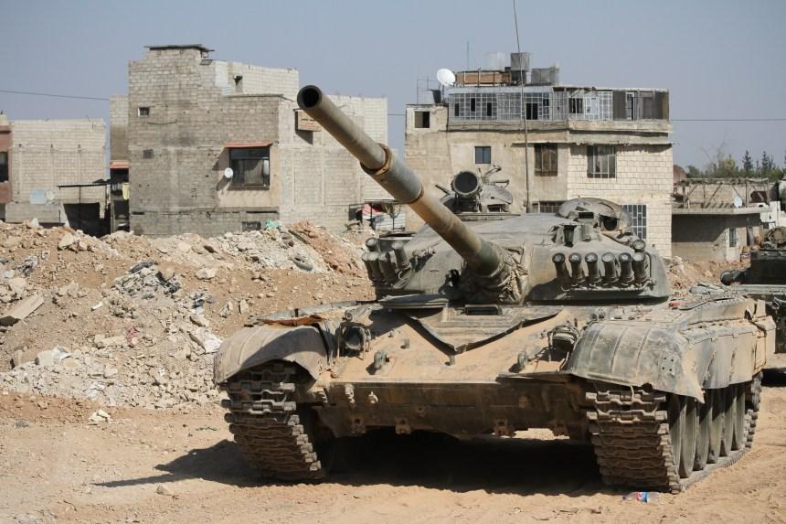 De la Syrie à l'Afghanistan, Trump martèle sa volonté de retrait