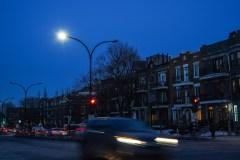 Les nouveaux lampadaires à DEL de Montréal suscitent des questions