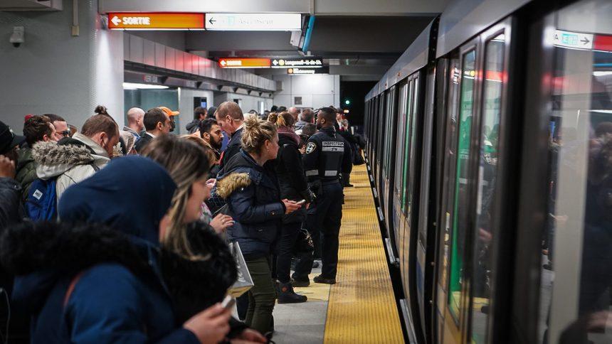 Prolonger la ligne orange jusqu'à Bois-Franc est «urgent», dit Trajectoire Québec