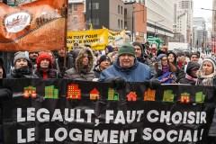 Le FRAPRU s'inquiète du financement des logements sociaux