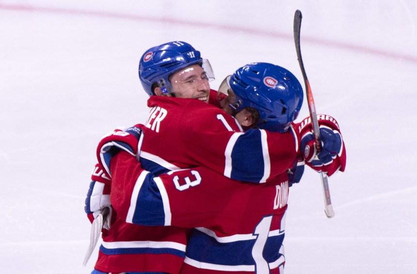 Gallagher réussit un premier tour du chapeau et le Canadien bat les Flyers 5-1