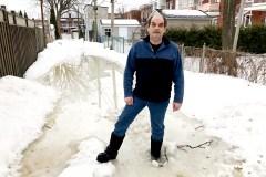 Des résidents se plaignent d'un puisard qui bouche depuis des années