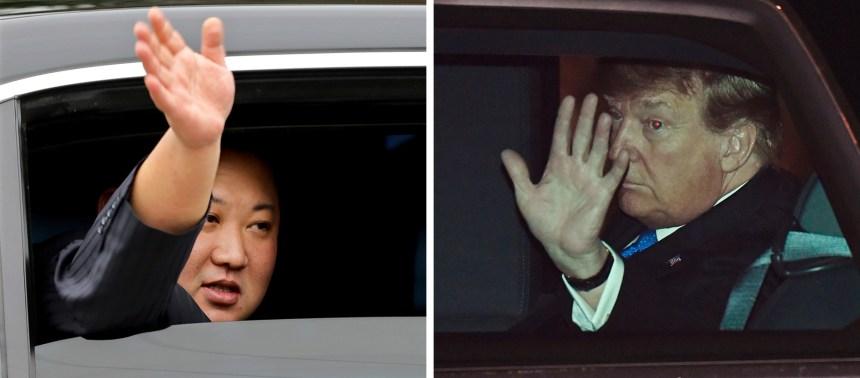 Donald Trump rejoint Kim Jong-un à Hanoï pour un nouveau sommet
