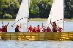 Bourses JMU: l'occasion de devenir capitaine de voile-aviron