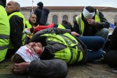 France: 17e manifestation hebdomadaire des gilets jaunes
