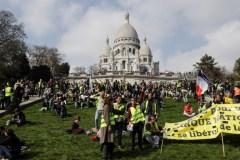 «Gilets jaunes»: mobilisations dans le calme