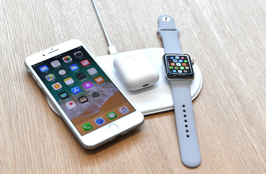 Apple renonce à son chargeur sans fil annoncé en 2017