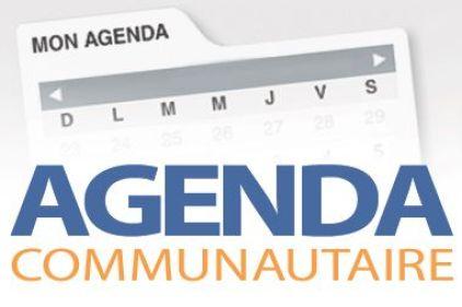 Agenda communautaire du 16 juin 2019