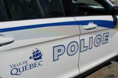 Québec: un policier est blessé et perd conscience en pourchassant un malfaiteur