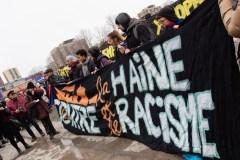 «Plus possible de nier le racisme au Québec», plaident des manifestants